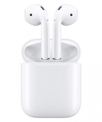 APPLE AIRPODS 2 MRXJRU/A WITH WIRELESS CHARGING CASE