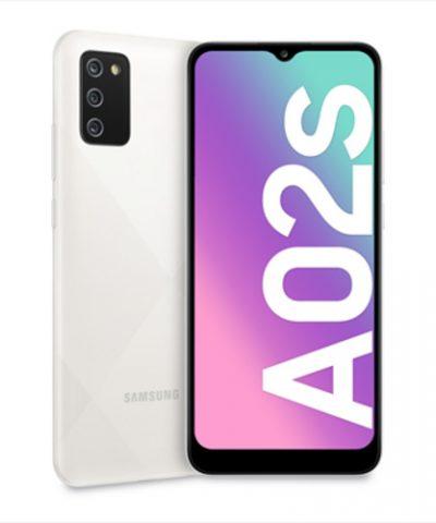 SAMSUNG A02S 3+32 WHITE